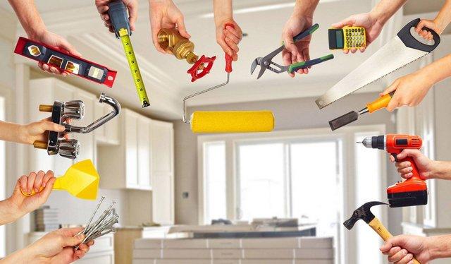 Всё о ремонте квартиры