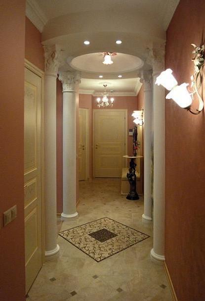 Сделать ремонт в коридоре 16