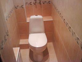 Ремонт туалета ключ
