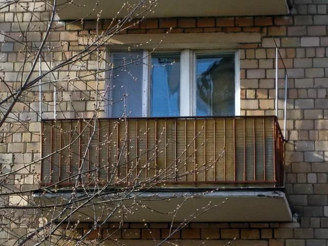 Ремонт балконов в хрущевке.